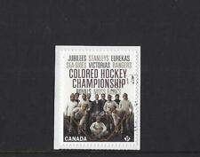 CANADA 2020 COLORED HOCKEY CHAMPIONSHIP  FINE USED