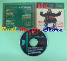CD BEST MUSIC PROPHETS OF RAGE compilation PROMO 1993 TAYLOR THOMAS (C19) no mc