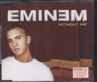 Eminem - Without Me CD (Single Acceptable)
