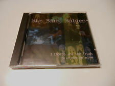 "Big Bang Babies""3 Chord and the truth"" Rare Sleazy Glam cd Best of Swollen Rec."