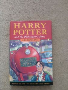 Harry Potter And The Philosophers Stone Ted Smart Book 1st edition 2nd print