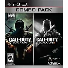 Call Of Duty: Black Ops Combo Pack PlayStation 3 PS3 Very Good 5Z