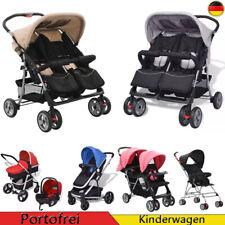 Buggy Kinderwagen Sportwagen Babywagen Kinderbuggy Zwillingsbuggy Zwillingswagen