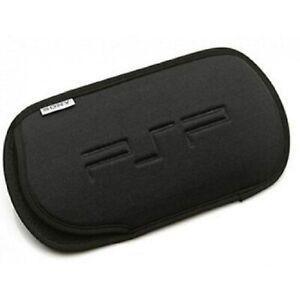 Sony PSP System Pouch Fits PSP 1000 2000 3000 Very Good 0Z