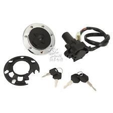 Ignition Switch Key + Fuel Gas Cap For Kawasaki Ninja ZX-9R 1994-2003 95 96 97