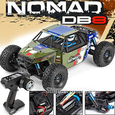 Associated 1/8 Nomad DB8 4WD RTR Off Road Military Green Buggy w/ Radio ASC80941