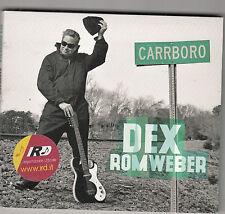 DEX ROMWEBER - carrboro CD