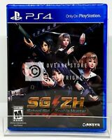 School Girl/Zombie Hunter - PS4 - Brand New | Factory Sealed