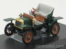 Abrex 143abh-901hg scala 1/43 skoda laurin klement voiturette 1905 green