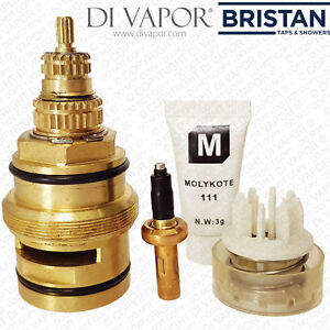 Bristan SK971007 Thermostatic Cartridge WITH Piston and Thermostat for Mini Cart