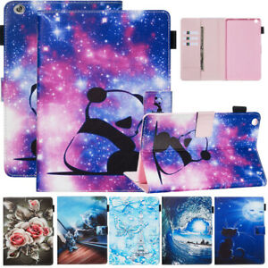 YPYB 3D Leather Case Cover For Huawei MediaPad M3 Lite M5 /Amazon Fire 7 HD 8 10