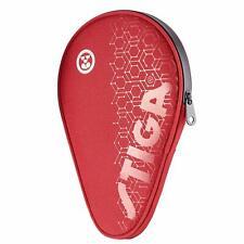 Stiga Table Tennis Hexagon Single Batcover Red - paddle bag
