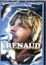 "DVD ""Renaud : La chetron sauvage""  NEUF SOUS BLISTER"
