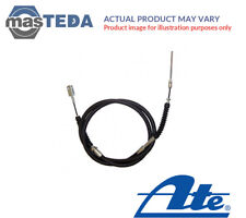 ATE REAR HANDBRAKE CABLE 24-3727-1009-2 P NEW OE REPLACEMENT