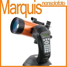 TELESCOPIO CELESTRON NEXSTAR 4 SE + alimentatore rete Astronomia Marquis