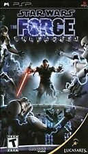 Psp star wars : the force unleashed (eu), Good Sony PSP Video Games