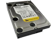 "Western Digital RE3 500GB,Internal,7200 RPM 3.5"" WD5002ABYS WD SATA"