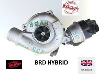 BRD HYBRID Turbocharger no. 53039880109 for Audi A4, 2.0 TDI (B7). 230 hp +