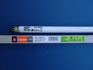 20 x Osram Leuchtstofflampe HE 21 Watt/830 Warm White - Sockel G5 - 1900 lm