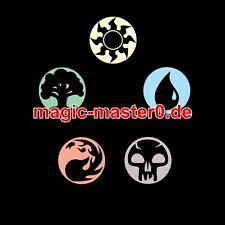 100 carte Magic Standart-Paesi BASIC colore stesso selezionabile Offerta Top