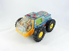 Battery Powered LUNAR EXPLORER rover ALPS Japan operated space moon vintage car