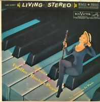 RCA LIVING STEREO LSC-2367 *SHADED DOG* RHAPSODY IN BLUE WILD *TAS/HP LIST EX/NM