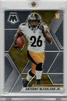 2020 Panini Mosaic Football Anthony McFarland Jr. #237 RC Base Rookie Steelers