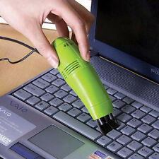 Mini USB Vacuum Cleaner Dust brush Collector For Laptop Computer Keyboards