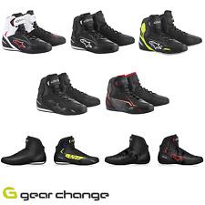 Alpinestars Faster-3 Motorcycle Motorbike Shoes