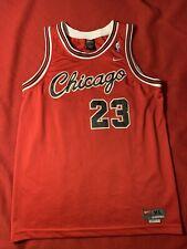 Vintage NIKE 8403 Chicago Bulls #23 MICHAEL JORDAN Jersey XL 48 Last Dance