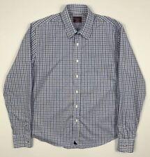 Untuckit Mens Slim Fit Long Sleeve Button Up Shirt Size Medium - EUC