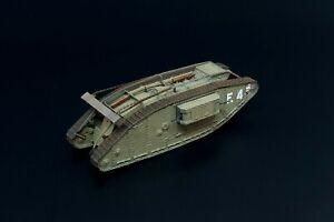 Brengun BRS144057 1/144 Resin Kit Mark IV Female tank WW.1