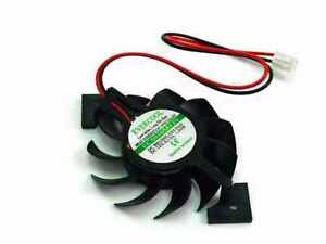 EVERCOOL 50mm x 10mm 12V Video Card Fan (VC-EC5010M12S-I )