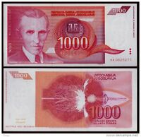 Details about  /Yugoslavia Inflation Lot 1992 1993 banknote 500-1000000000