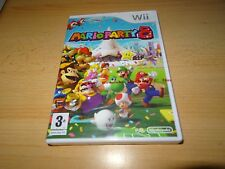 Mario Party 8 Nintendo Wii New SEALED PAL