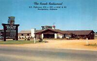 Postcard The Ranch Restaurant in Montgomery, Alabama~128961