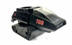 GI Joe 1983 Cobra HISS Tank Vintage Vehicle Incomplete ARAH