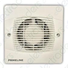 Primeline Manrose PEFLVF Low Voltage Axial Extractor Fan 12 Volt AC SELV
