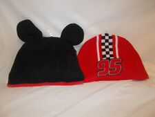 5b98b7f97cd cute Mickey Mouse   Nascar  95 BOYS beanies