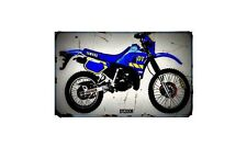 1990 dt200r Bike Motorcycle A4 Photo Poster