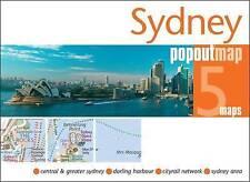 NEW Sydney PopOut Map (PopOut Maps)