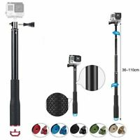 36inch Aluminum Monopod Selfie Stick for GoPro Hero 8 7 6 5 4 3+ 3 DJI OSMO