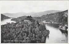 Loch Katrine From Roderick Dhu's Watch Tower, THE TROSSACHS, Perthshire
