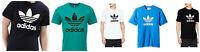 adidas Originals Men's Trefoil Tee Shirt Authentic Licensed T-shirt Short Sleeve