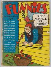 M0588: The Funnies, #13, Vol 1, VG Condition