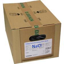 NATRIUMCHLORID 0,9% Braun Ecobag Infusionslsg. 10X1000ml PZN 639038