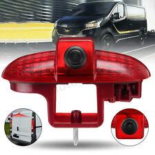 Reversing Rear View Camera Brake Light For Renault Trafic Vauxhall Vivaro 01-14