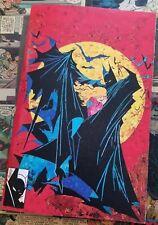 Mosaic Scrapbook Virgin Variant - Batman 423 Homage