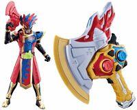 NEW Bandai Kamen Rider EX-AID DX Gashakon Paranlaygun & LVUR17 Rider paradox Set
