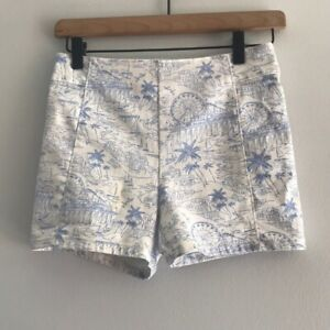 Old Navy Girl's Shorts Palm Tress Size 12